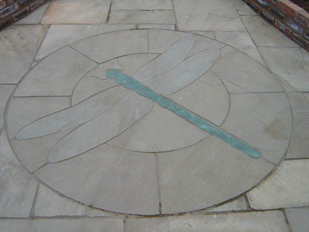 Patios, paving, dragonfly patio,sandstone,Landscapers,Stockton, Yarm,Garden design, paving experts, patio installation, garden patio,