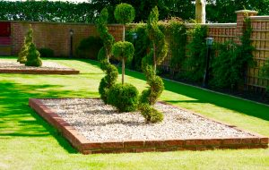 Garden-Design-Topiary-Landscape-gardeners-Stockton-Fairfield-Darlington-Raised-Beds-Golden-Gravel