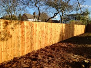 close board fence, garden fence, garden fencing, fencing, fence, slat panel fencing, concrete security fencing, Green Onion Landscaping, Stockton, Wynyard, Fairfield, Landscaping,