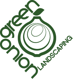 Green Onion Landscaping Logo