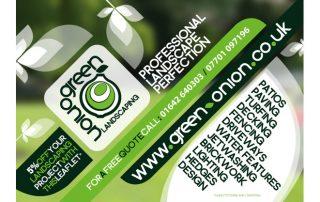 Green Onion Landscaping, landscapers Teesside, landscaping, darlington, Middlesbrough
