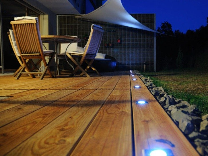 garden lighting, decking lights, patio lighting, security lights, party lights, LEDS, Stockton, Teesside, Middlesbrough, darlington, Landscapers, Landscaping, garden design, mood lighting, landscape gardener