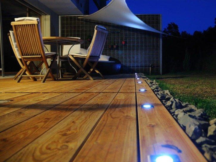 garden lighting, decking lights, patio lighting, security lights, party lights, LEDS, Stockton, Teesside, Middlesbrough, darlington, Landscapers, Landscaping, garden design, mood lighting, landscape gardener