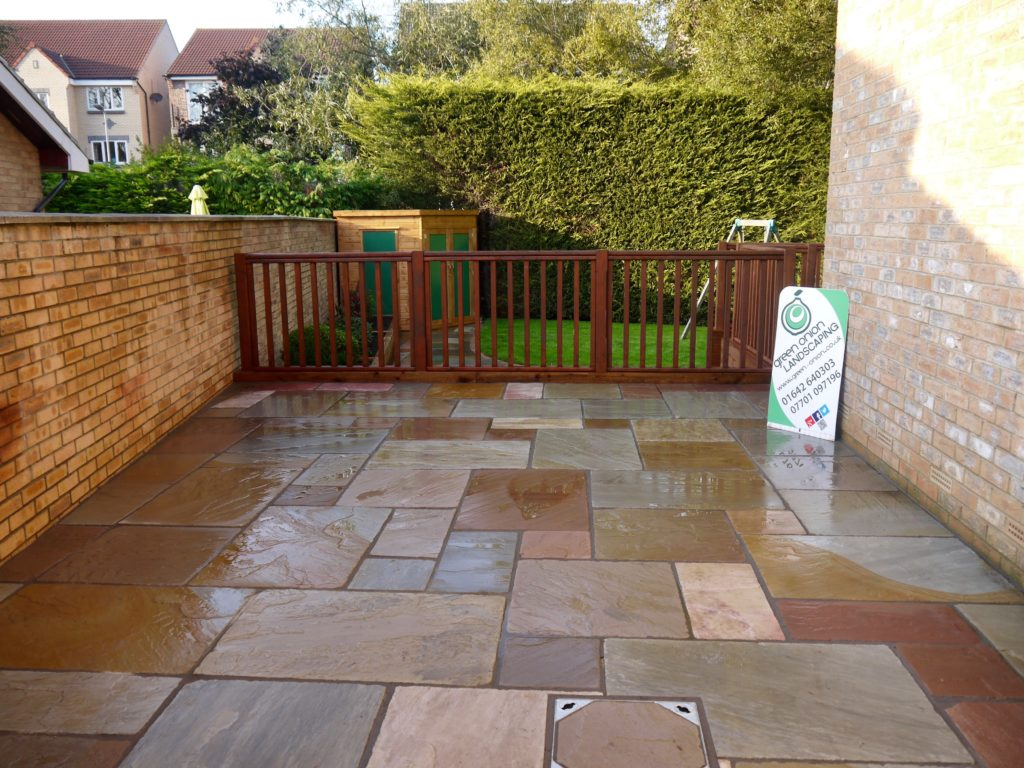 hard landscaping, landscape garden design, design, gardens, landscapers, Stockton, Middlesbrough,Darlington, paving, brick work, raised decking, outdoor lighting, turfing, turf