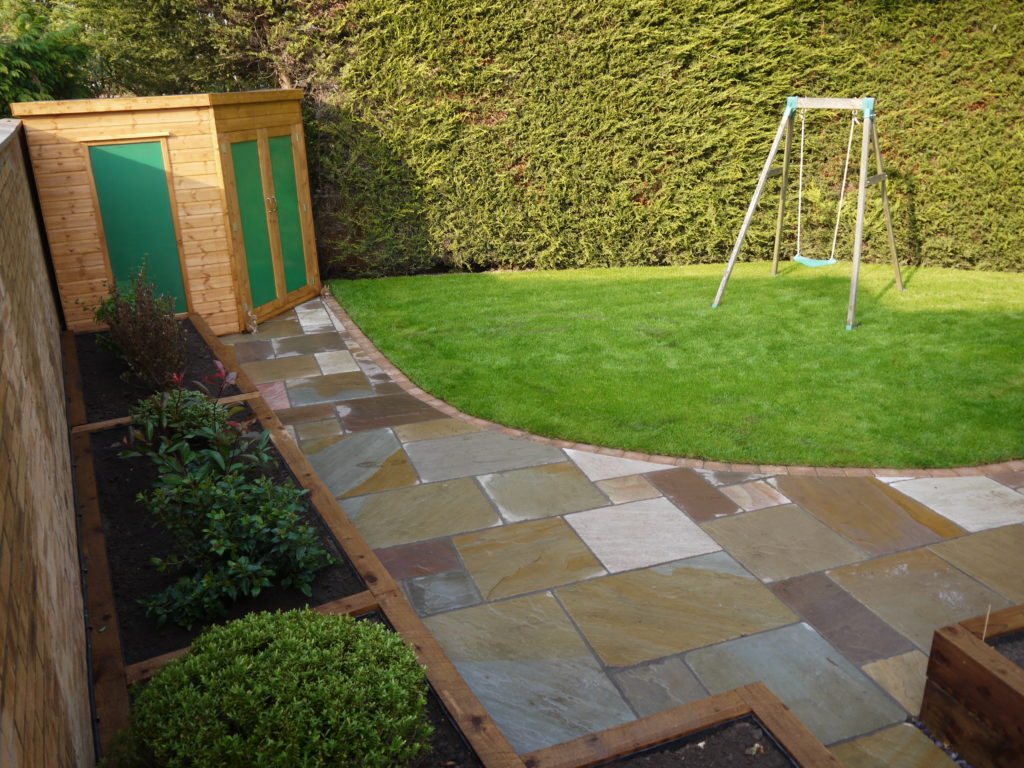 landscape gardening, landscape design,Raised beds, sleepers, railway sleepers, garden design, landscape design, lawn, turf, decking, fencing, patios, summer house, planting, maintenance, landscape design, Stockton, Darlington, Middlesbrough, landscaping, Green Onion Landscaping,
