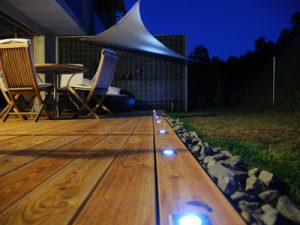 garden-lighting-decking-lights-decking-garden sockets- landscaping-Green-Onion-Landscaping