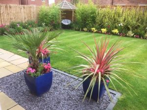 Landscapers,Green Onion Landscaping, Teesside, Tees Valley, County Durham, North Yorkshire, soft landscaping, planting, flowers, turfing, shrubs, pergola, gazebo, patios, drives, driveways, fencing, decking, garden drainage,