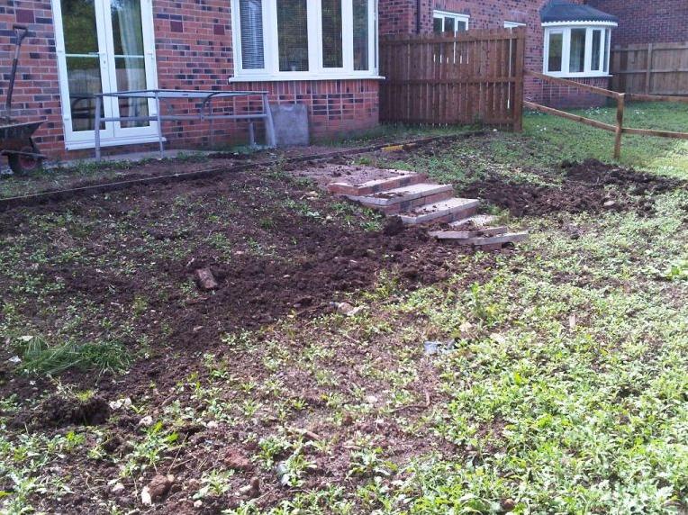 Landscape garden design in teesside green onion landscaping for Redesign your garden