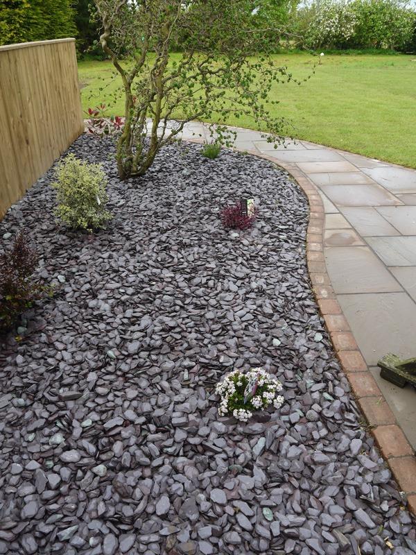 hard and soft landscaping-Hard Landscaping design, patio, sandstone, planting, soft landscaping, Stockto