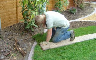 Andy Smith, Green Onion Landscaping, Turfing, April gardening, Tips, Landscapers Stockton, darlington, Middlesbrough