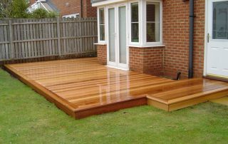 Cedarwood, Cedar wood decking, decking, design, Green Onion landscaping, Stockton, darlington decking specialists