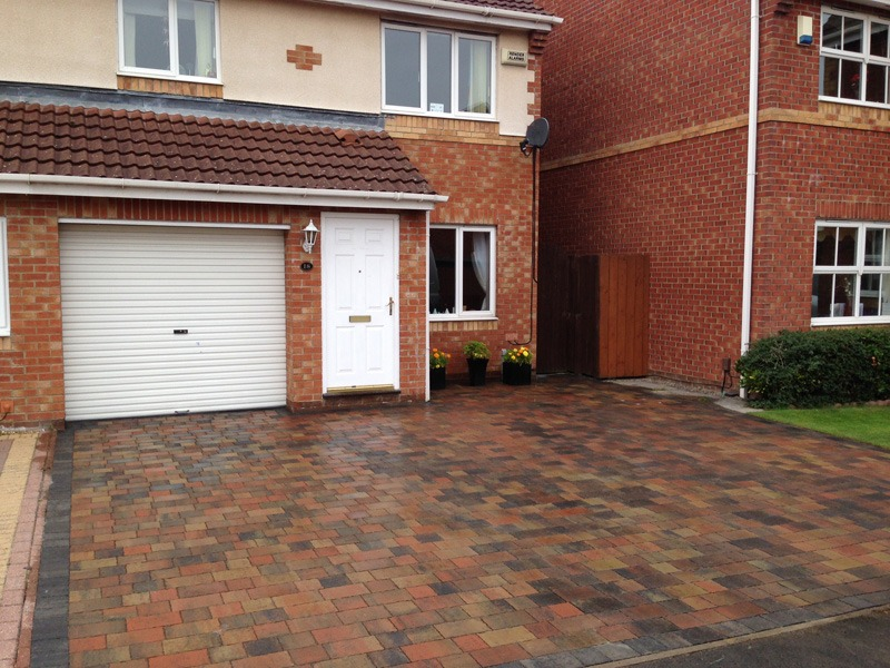 Permeable paving, paving, block paving, Stockton, landscapers, driveway installer,Green Onion Landscaping