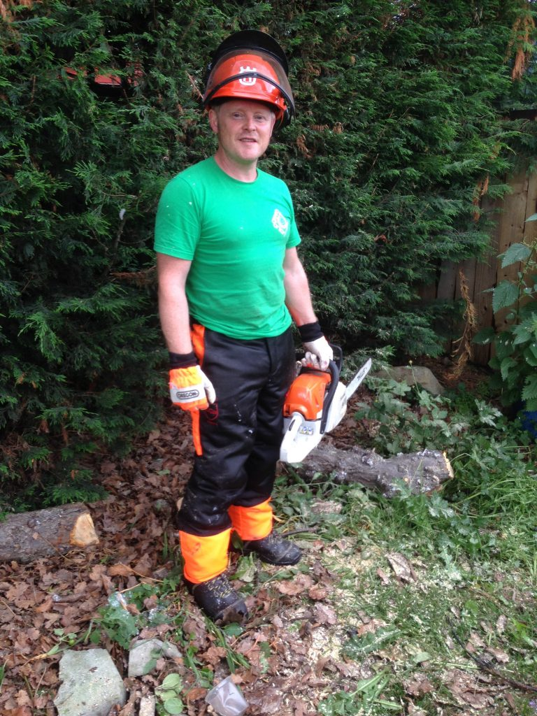Tree Felling,Tree Surgery,Andy Smith,Green Onion Landscaping,Chainsaw,Professionals,Landscapers,Landscaping,Stockton,Darlington, Middlesbrough, crown lifting, crown thinning, pruning,
