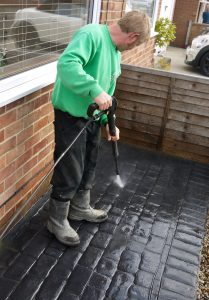 Jetwashing, jetwacher, jetwach, professional driveway cleaning, power cleaning, Landscaping, Teesside, Yarm, Wynyard, Teesside