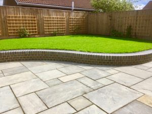 brick work, brick walls, walls, garden wall, boundary wall, raised beds, brick beds, landscaping, Landscapers, Teesside, Green Onion Landscaping, Teesside, Stockton, Fairfield , hartburn, Cleveland, Hartburn, Tees Valley, Middesbrough, Darlington, patios, sandstone, turf, turfing, fencing, garden design,