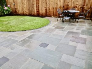 patio, paving, sandstone. alfresco area, turf. turfing, lawn, Norton, Teesside, Stockton, North east, Green Onion Landscaping, landscapes,landscaping